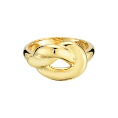 Jumbo Love Knot Ring