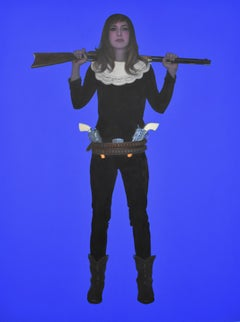 Susannah and Her Pistol II