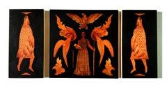 Tableau I (triptych)