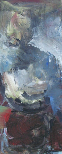Turning, Painting, Acrylic on Canvas