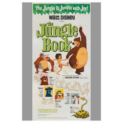 Jungle Book, the '1967' Poster
