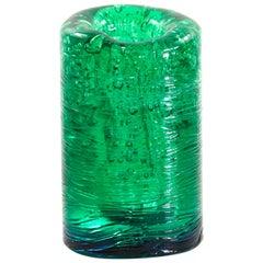 Jungle Contemporary Vase, Large, in Monochrome Green by Jacopo Foggini