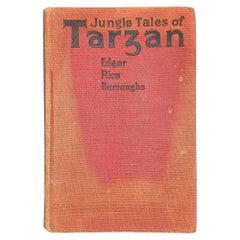 Jungle Tales of Tarzan First Edition