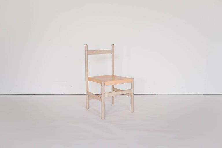 Sun at Six is a contemporary furniture design studio that works with traditional Chinese joinery masters to handcraft our pieces using traditional joinery. A simple Classic, inspired by traditional Shaker style. Clean, straightforward, and
