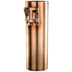Juno's Nose Golden Vase
