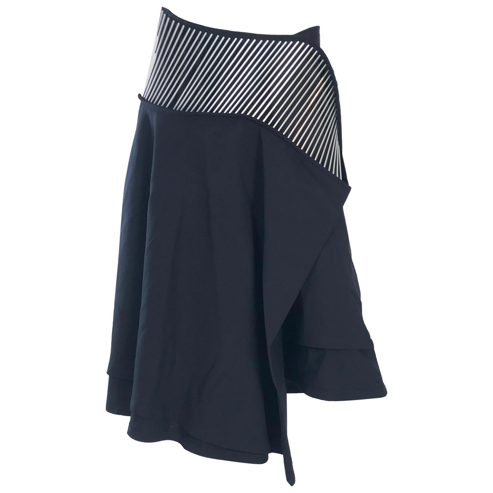 Junya Watanabe Cage Skirt