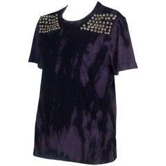 Junya Watanabe CDG Tie Dye T-shirt with Bells, 2004