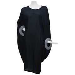JUNYA WATANABE COMME DES GARÇONS Linen Knee-Length Dress