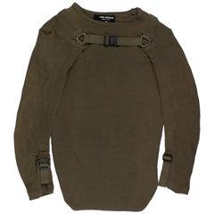 Junya Watanabe SS2003 Parachute Sweater