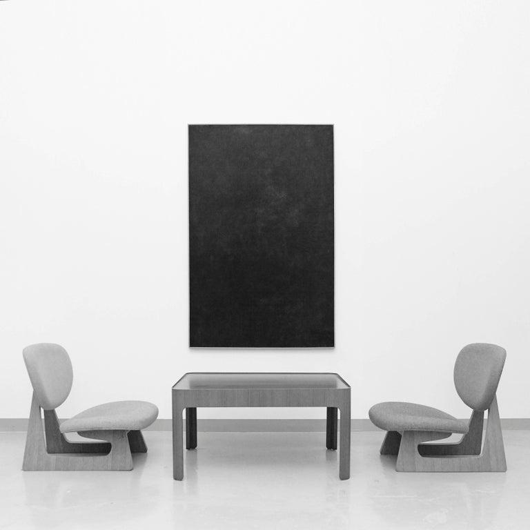Junzo Sakakura Lounge Chair, circa 1950 For Sale 2