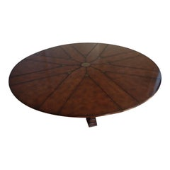 Jupe Style Round Dining Table