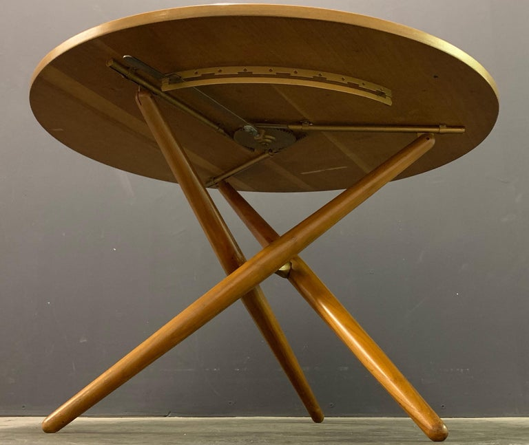 Jürg Bally Coffee or Dining Table For Sale 3
