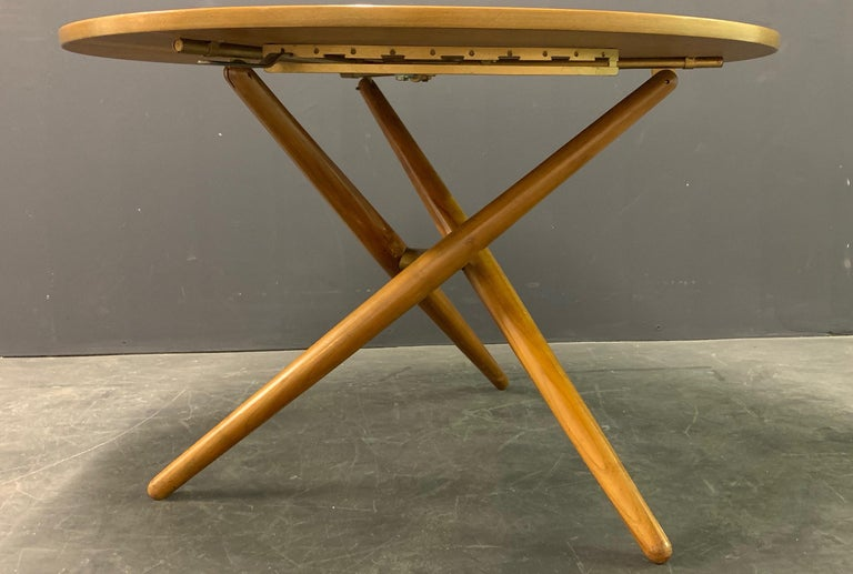 Jürg Bally Coffee or Dining Table For Sale 4