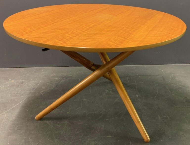 Jürg Bally Coffee or Dining Table For Sale 5