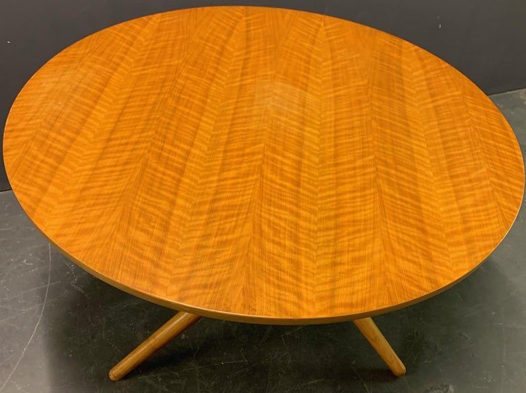 Jürg Bally Coffee or Dining Table For Sale 6
