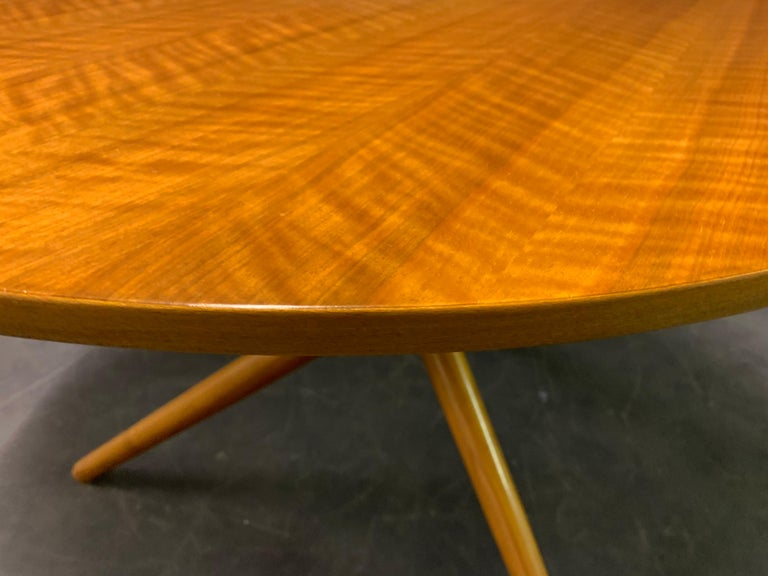 Jürg Bally Coffee or Dining Table For Sale 2