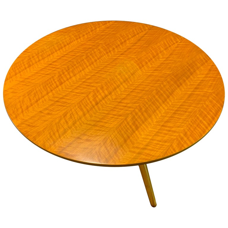 Jürg Bally Coffee or Dining Table For Sale