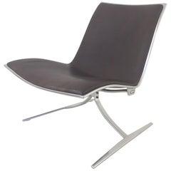 """Jurgen Kastholm """"Skater"""" Chair for Kill, Denmark, circa 1968"""