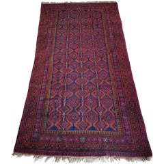 Just Amazing, Oriental Tribal Area Rug, Sar 6