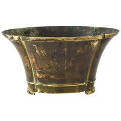 Just Andersen Art Deco Bronze Bowl, circa 1930s