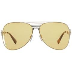 Just Cavalli Mint Unisex Gold Sunglasses JC914S 6132E 61-13-141 mm