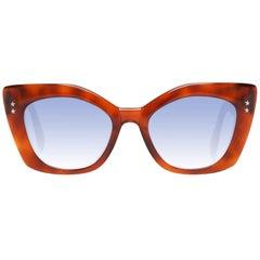 Just Cavalli Mint Women Brown Sunglasses JC820S 5054W 50-19-140 mm