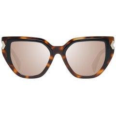 Just Cavalli Mint Women Brown Sunglasses JC835S 5156C 51-18-140 mm