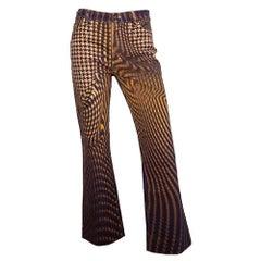 Just Cavalli Neon Psychedelic Pants