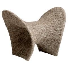 'JUSTO G' a Unique Handmade Stool by Ayala Serfaty