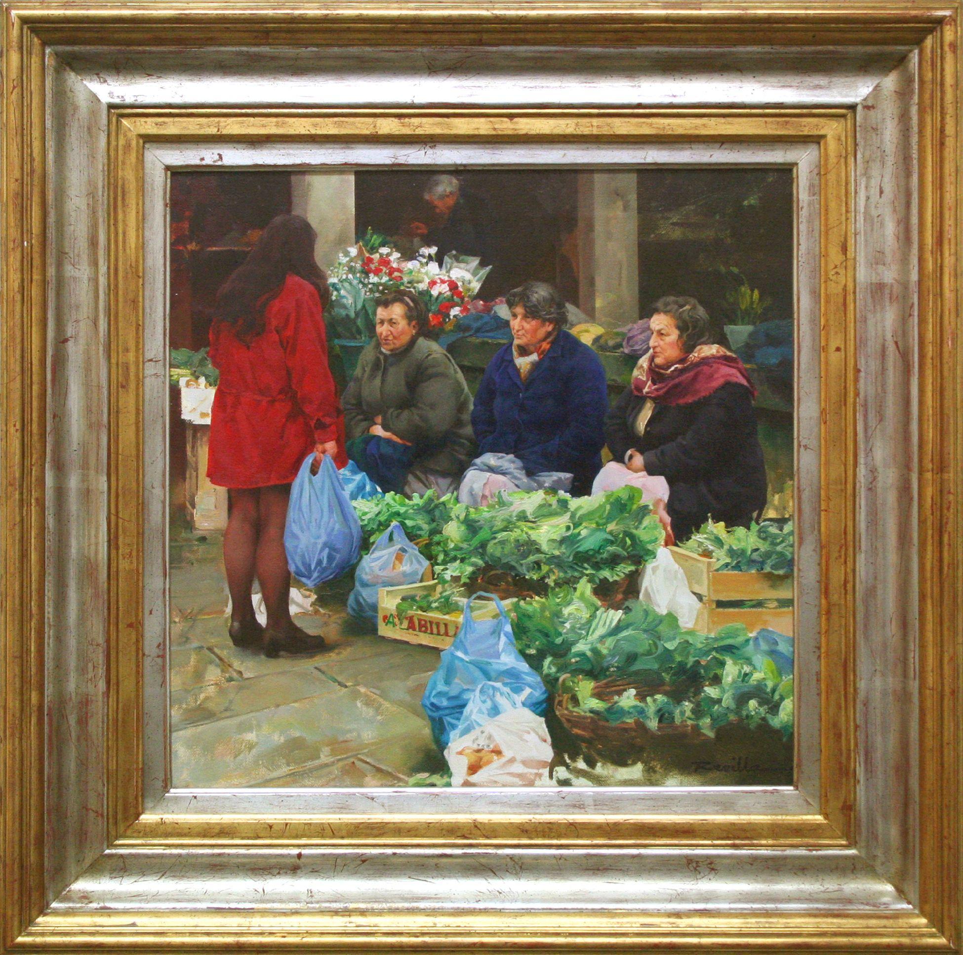 Cabbage Vendors