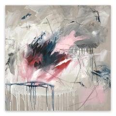 Gedankensplitter V (Abstract painting)