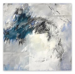 Skyfall (Don't disturb the sky) (Abstract painting)