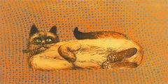 'Fat Cat', Philippines, Paris, Ecole des Beaux-Arts, Metropolitan Museum, MOMA