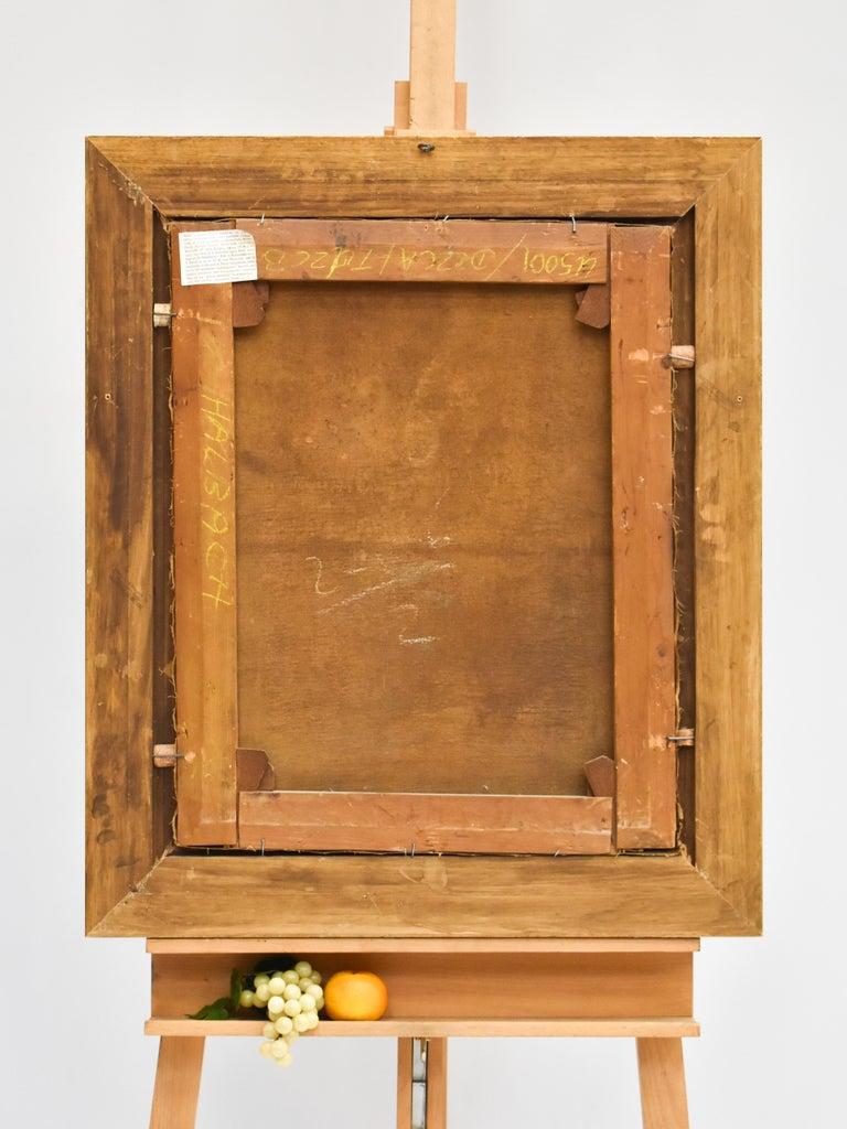 Peasant Woman - Dutch - Romantic - Interior - Classic - Netherlands - Beaux-Arts For Sale 4