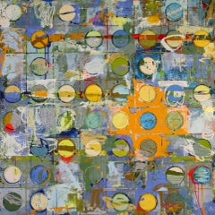 Fibonacci 318 / contemporary modern color - math + sciene + art