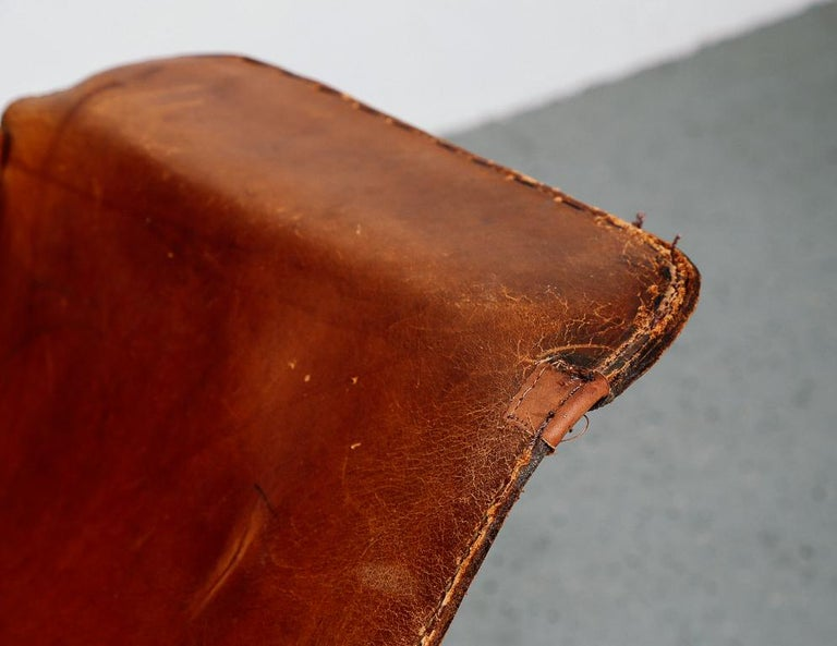 'K-Chair' by William Katavolos for Leathercraft For Sale 3