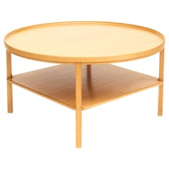 Kaare Klint Coffee Table in Oak Wood