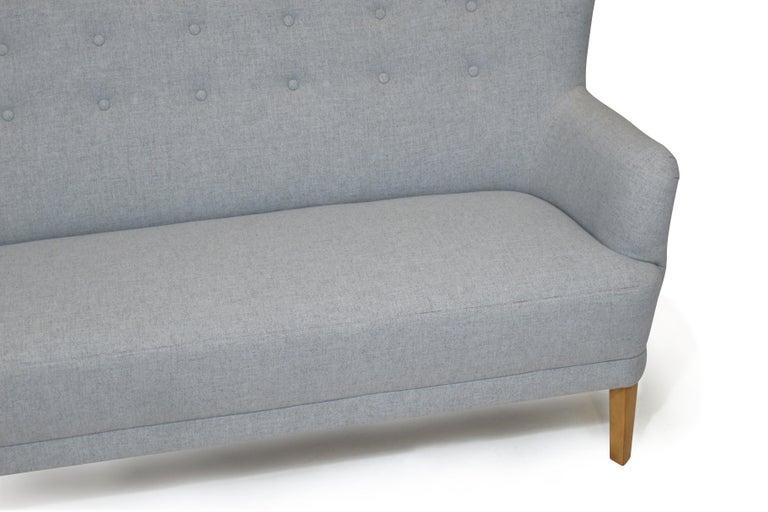 20th Century Kaare Klint Danish Designed Sofa