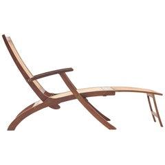 Kaare Klint Deck Chair for Rud. Rasmussen