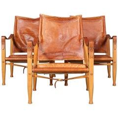 Kaare Klint for Rud Rasmussen, Safari Chairs
