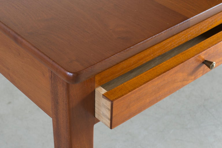 Kaare Klint Mahogany Desk for Rud. Rasmussen For Sale 4