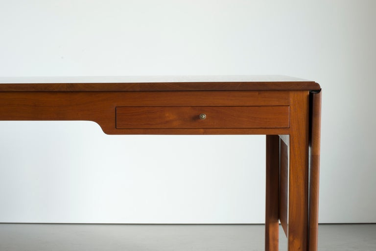 Kaare Klint Mahogany Desk for Rud. Rasmussen For Sale 1