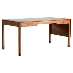 Kaare Klint Mahogany Desk for Rud. Rasmussen