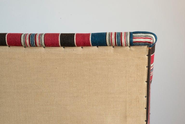 Kaare Klint Three-Seat Sofa for Rud. Rasmussen In Good Condition For Sale In Copenhagen, DK
