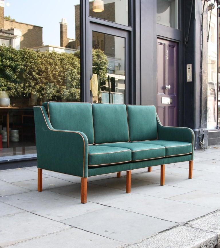Kaare Klint Three-Seat Sofa For Sale 2