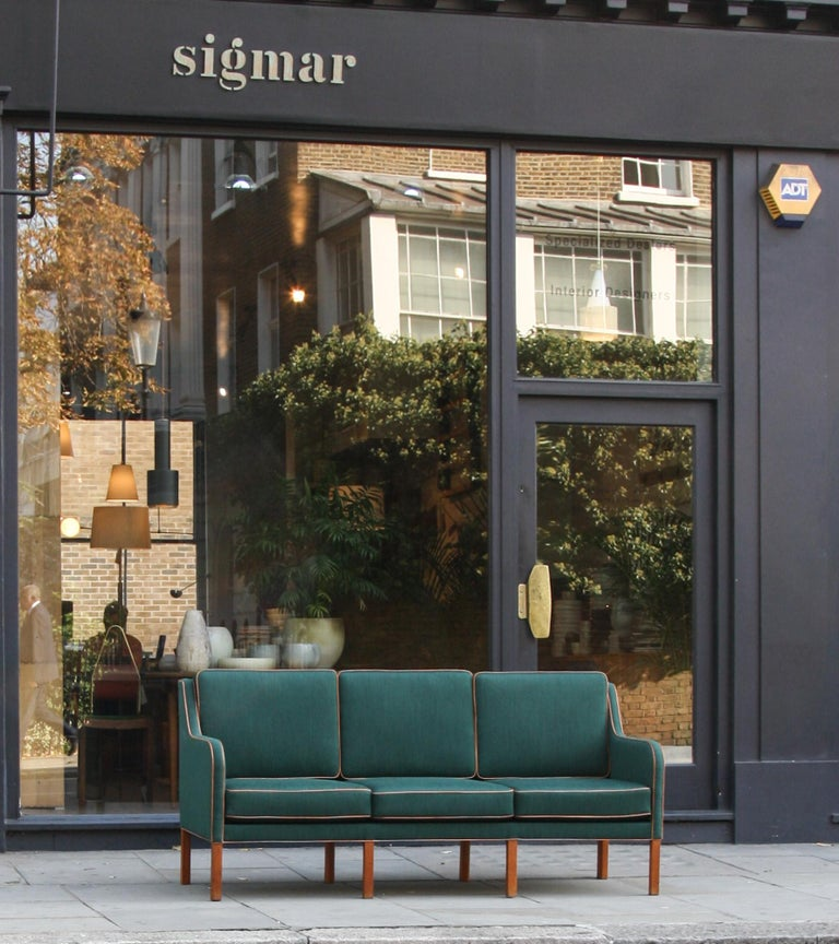 Kaare Klint Three-Seat Sofa For Sale 4