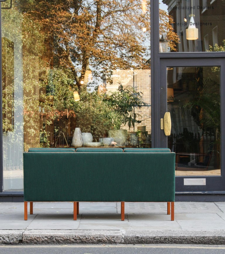 Mid-20th Century Kaare Klint Three-Seat Sofa For Sale