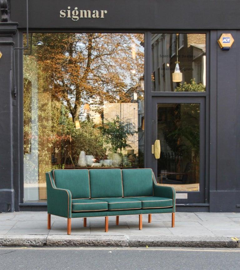 Kaare Klint Three-Seat Sofa For Sale 1