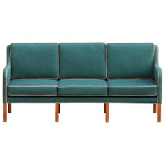Kaare Klint Three-Seat Sofa