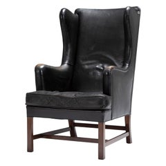 Kaare Klint Wingback Chair